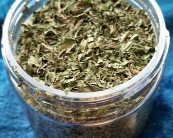 Peppermint Dried, organic ~ Ritual Herb ~ 1 full ounce