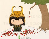 L is for Loki