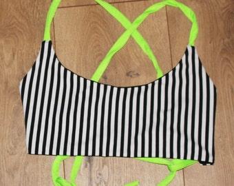 Reversible Swimsuit/Sportsbra