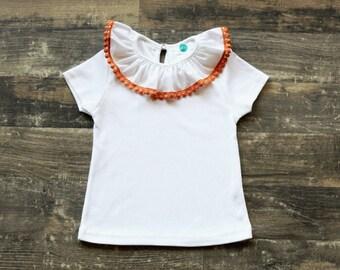 Orange Body or Shirt