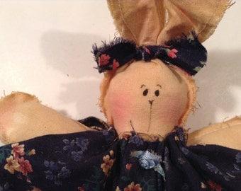 Vintage bunny doll