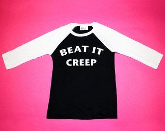 "IN-STOCK - ""Beat it Creep"" - Vixen by Micheline Pitt"
