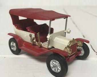 Vintage Lesney matchbox 1911 Ford Model T Y-1 made in 1969