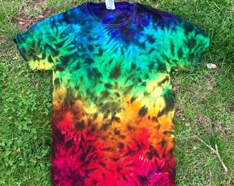 Rainbow crunch tshirt