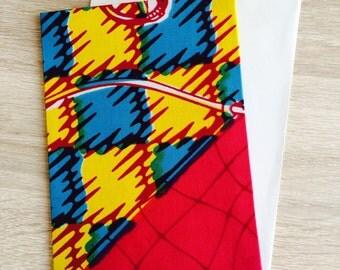 Map postal wax checkerboard