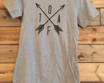 TOAF T-Shirt in Grey