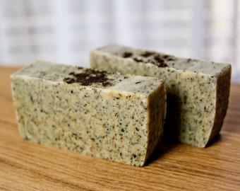 Organic Dandelion Acai Soap