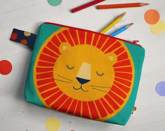 Diaper bag Lion bio