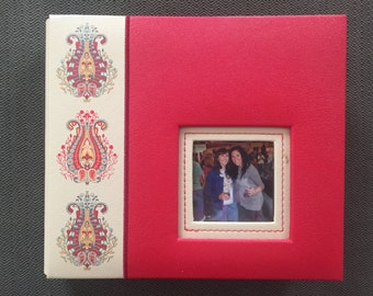 Customized handmade personalized scrapbook occasion great gift 8x8 20 pages