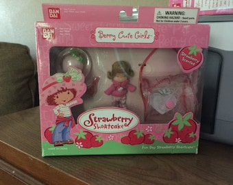 Fun Day Strawberry Shortcake Doll