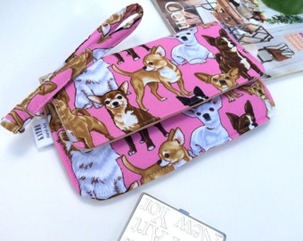 Cute Dogs and Puppies Purse