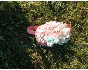 Foe flower head band