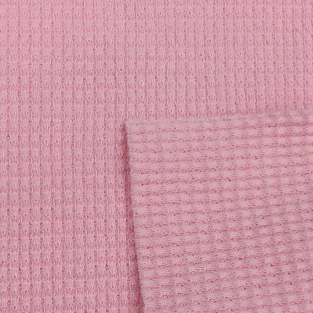 Stretchy thermal knit fabric by the yard wholesale price for Cheap fabric by the yard