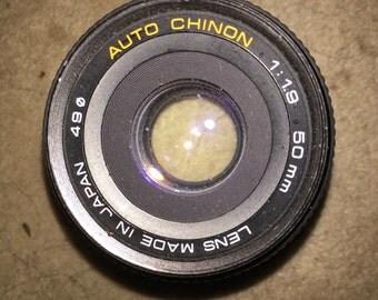 AUTO CHINON LENS