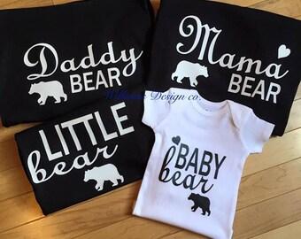 Custom Bear Shirts