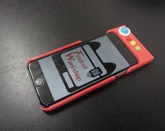 GoDex! 3D Printed Pokedex case for iPhone models