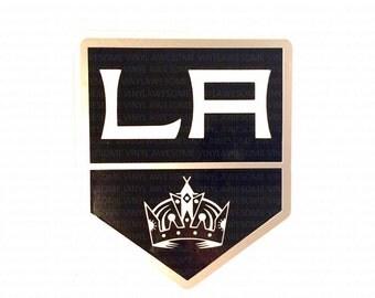 Los Angeles Kings Logo Decal