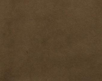 Brown Upholstery Fabric Microfiber 1 1/2 yards
