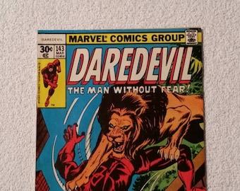 VF Copy, Daredevil #143 (1976)