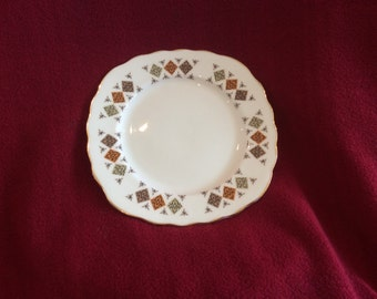 Colclough Crispin Tea Plate
