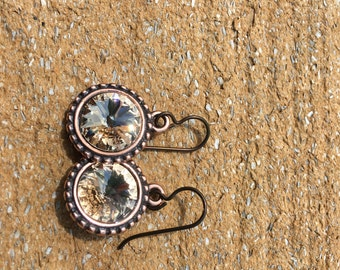 Swarovski Light Silk Earrings
