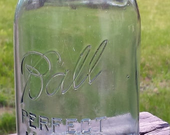 Ball Quart jar