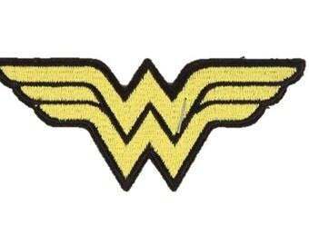 Wonder Woman baby onesie/ creeper