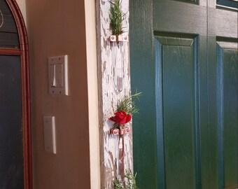 Fence bud vase #2