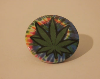 weed button