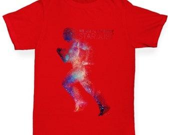 Girl's Stardust Jogger T-Shirt