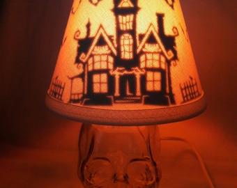 Halloween lamp | Etsy