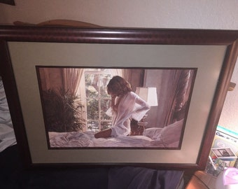 Steve Hanks Sheer Grace Framed