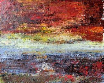 landscape sea of emotions