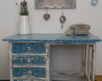 Old Shabby Chic desk