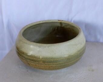 Cream Ceramic Bowl