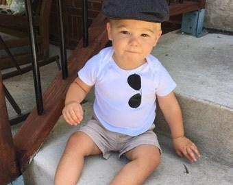 Sunglasses Infant Bodysuit