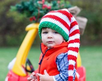 Long stocking hat