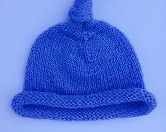 Knitted Baby Beanie
