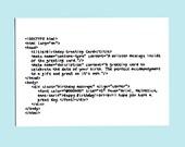 Happy Birthday HTML Card