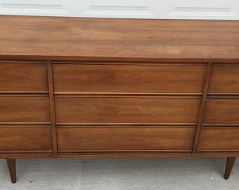 CUSTOMIZABLE! Mid Century Modern Dresser by Dixie