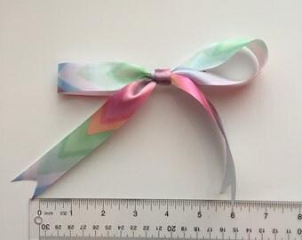 Muliticolor Ribbon Bow
