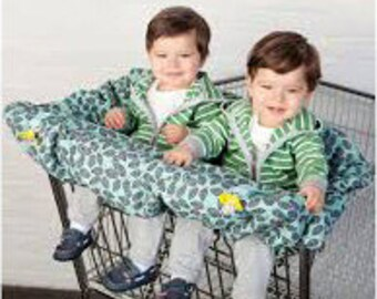 Twin Shopping Cart Cover