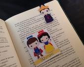 Magnetic Bookmark - Snow White