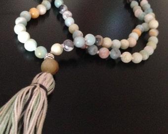 Full 108 Bead Buddhist Prayer Mala