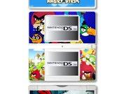 Angry Birds Vinyl Skin Sticker for Nintendo DS liteDSiDSi xl3DS3DS xlNew 3DS cstickNew 3DS xl cstick2DS
