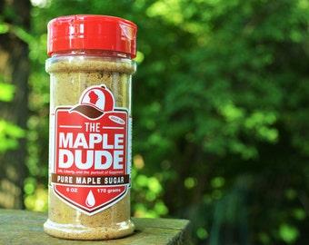 Pure Maple Sugar - 6oz by The Maple Dude