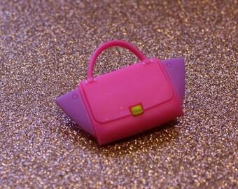 Pink Handbag pin