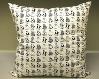 Pillow Cat Square Handmade Decoration Couch Pillow