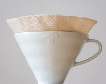 Cloth Coffee Filters for Hario V60