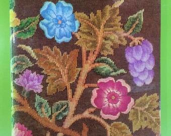 """Vintage Retro Mid Century McCall's """"Needlework in Colour"""" Pub.1969"""